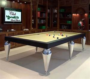10 cool pool tables for your rec room the northern star With table a manger billard