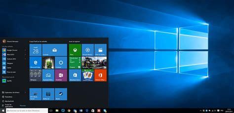 Raccourci Clavier Bureau Windows 8 by Windows 10 Les Raccourcis Clavier Et Les Gestes Tactiles