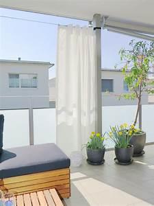 Balkon Sichtschutz Fächer : sichtschutz vorhang balkon kollektion ideen garten design als inspiration mit beispielen von ~ Sanjose-hotels-ca.com Haus und Dekorationen
