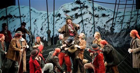 Theatre review: Pirates of Penzance, Manchester Opera ...