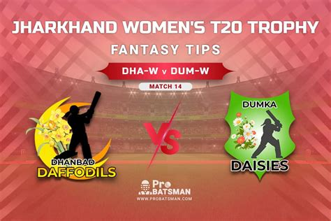 DHA-W Vs DUM-W Dream11 Prediction, Fantasy Cricket Tips ...