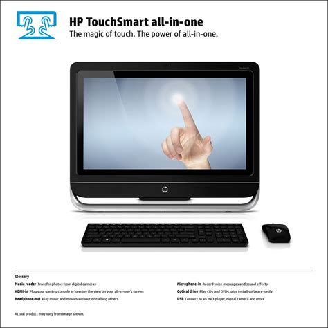 Amazon.com: P Pavilion 23-f270 23-Inch TouchSmart All-in