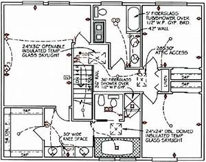 House Electrical Design Layout