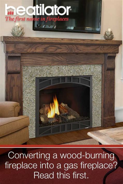 turn wood fireplace into gas 1000 ideas about wood gas stove on diy rocket