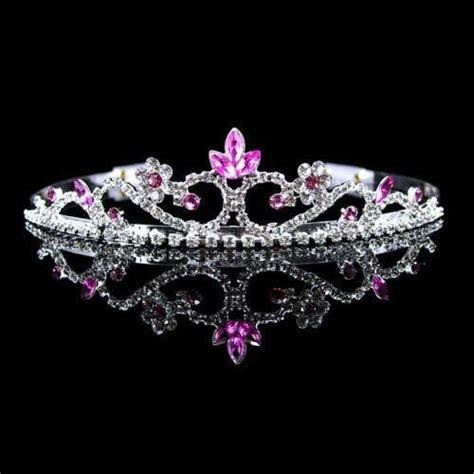 pink tiara ebay