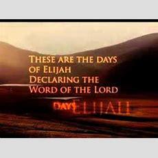 Days Of Elijah (remix) Youtube