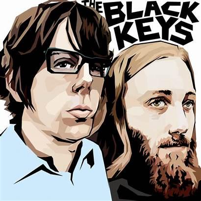 Keys Band Van Ceiling Gold Camino El