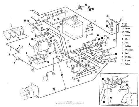 Homelite Wiring Diagram by Simplicity 1690049 Homelite T 16 H 16hp Tractor Parts