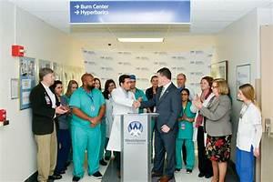 Burn Center Staff Recognized During Burn Awareness Week ...