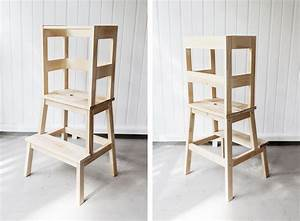 Ikea Learning Tower : ikea hack toddler learning tower stool happy grey lucky ~ Orissabook.com Haus und Dekorationen