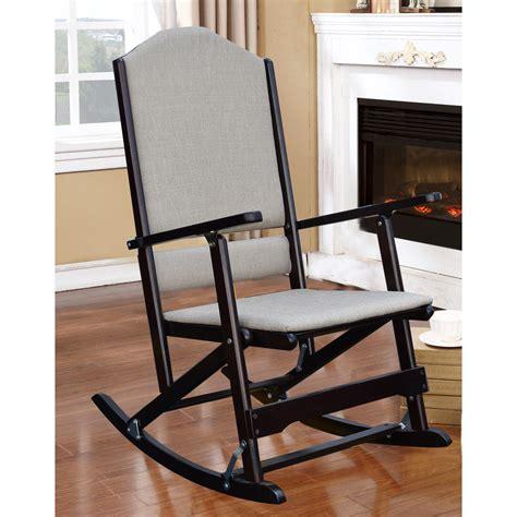 wildon home 174 cedar creek solid wood folding rocking chair