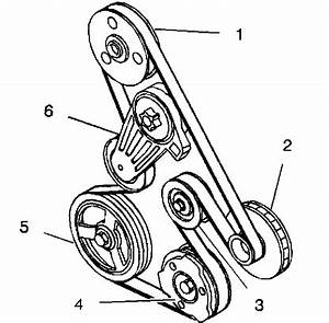 how do you change a idler pulley on a 99 oldsmobile aurora With need a diagram for installation of the drive belt for my 99 oldsmobile