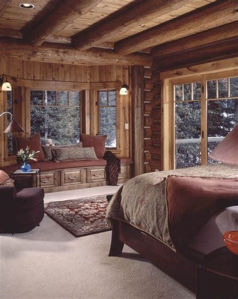 warm home interiors warm and cozy cabin bedroom bebe 39 this cabin