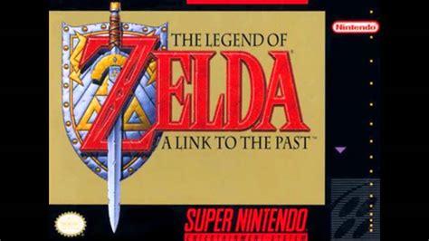 Legend Of Zelda A Link To The Past Full Soundtrack