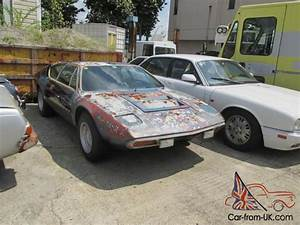 Lamborghini Urraco 1976 For Parts