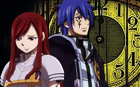 fairy tail erza jellal midnight date