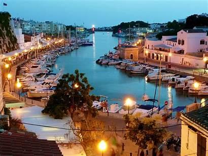 Spain Wallpapers Desktop Travel Islands Balearic Espana