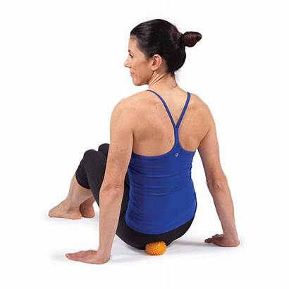 Massage Ball Yellow 8cm Balls Optp