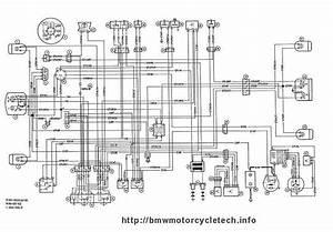 Wiring Diagram Of Motorcycle