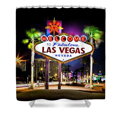 Drapes Las Vegas - las vegas shower curtains america