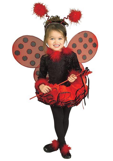 halloween costumes for preschoolers deluxe toddler ladybug costume 696