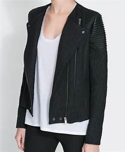 Veste Matelassée Homme Zara : veste femme noir zara ~ Dode.kayakingforconservation.com Idées de Décoration