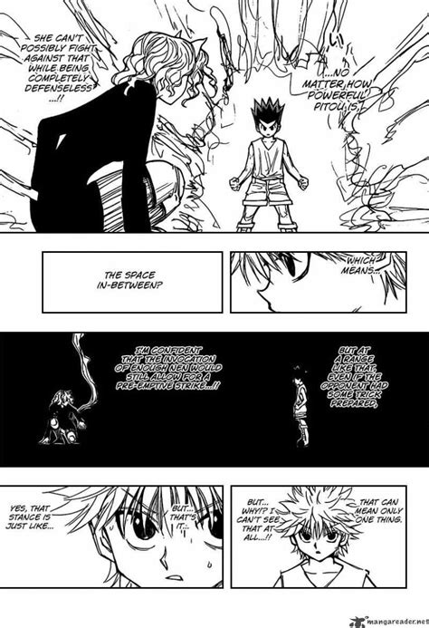 Hunter X Hunter 274 Read Hunter X Hunter 274 Online Page 2 - hunter x hunter 274 read hunter x hunter 274 online page 4