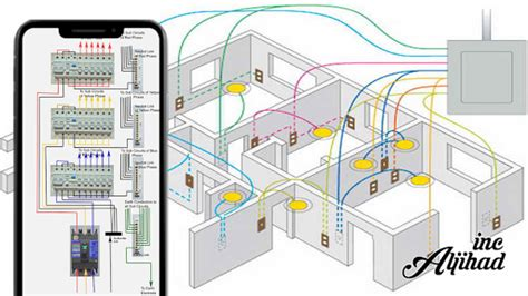Electrical Circuit Diagram House Wiring Apk