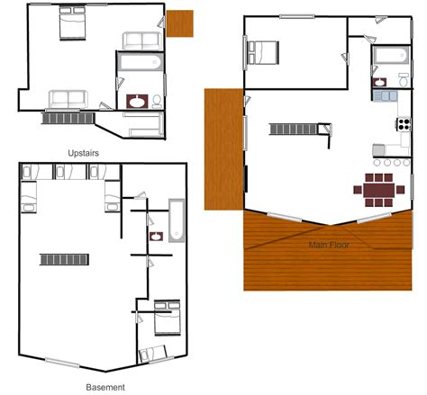 cabin floor plans authentic log cabins clearwater