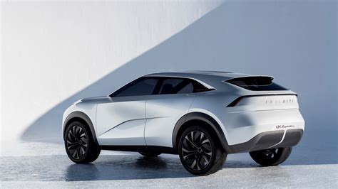 wallpaper infiniti qx inspiration suv electric cars