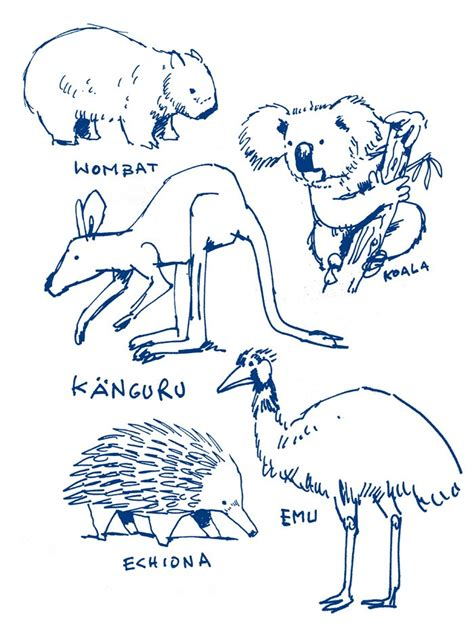 australian wildlife dieter braun