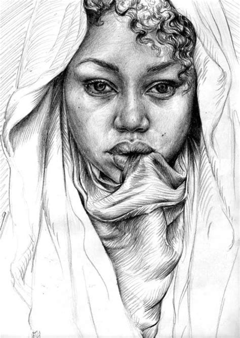 Kelvin okafor is an artist from the uk whose intention is to invoke a real emotional response. 30+ Stunning Pencil Drawing Artwork