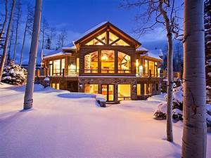 5 Quintessential Ski Chalets - Sotheby's International ...