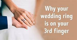 the fascinating reason why your wedding ring is worn on With when may a wedding ring be worn when preparing food