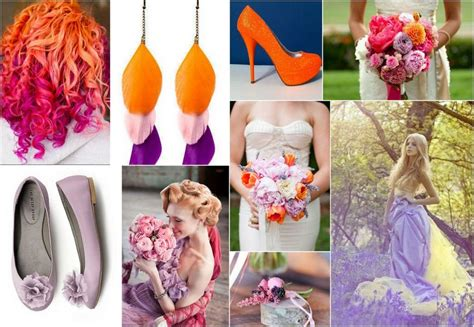 37 best purple and orange wedding flowers images on orange wedding flowers bridal