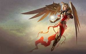 Fantasy, Female, Warrior, Wallpapers, 77, Images