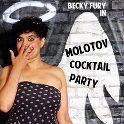 Becky Fury  Edinburgh Fringe 2016  British Comedy Guide