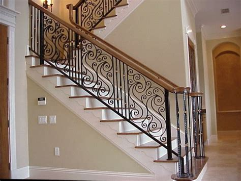 Small Stair Railing by Indoor Railing Ideas Small Space Interior Design Stairs