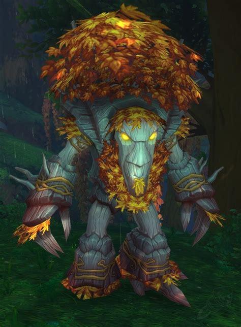 Elder Treant Npc World Of Warcraft