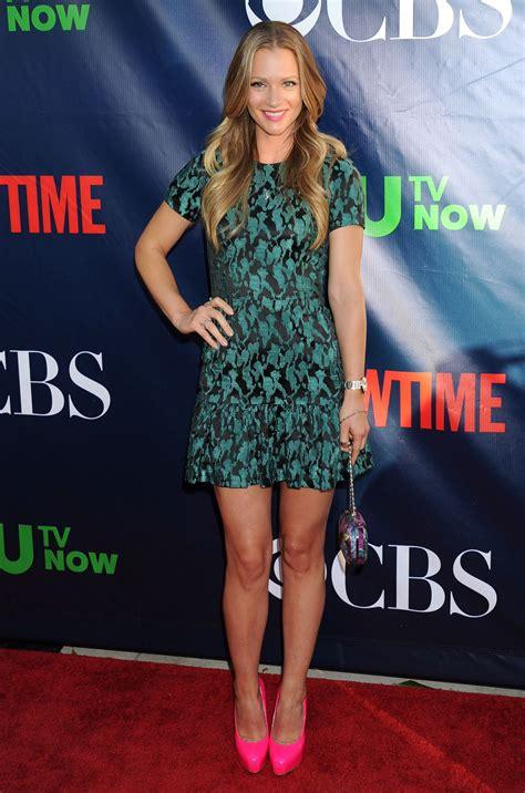 A.J.COOK at CBS 2014 TCA Summer Press Tour – HawtCelebs