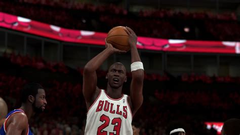 nba  flash packs debut  myteam featuring michael
