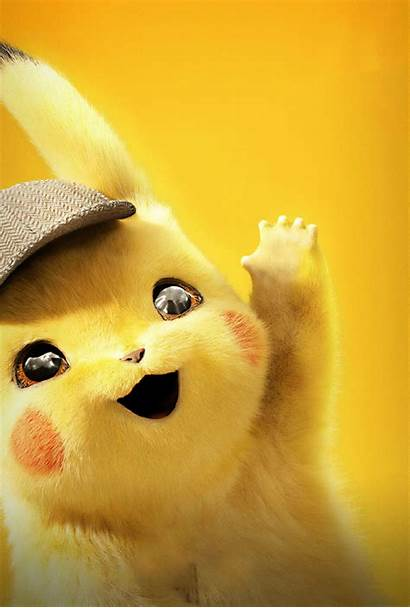 Pikachu Detective Background Wallpapers Movies 4k Published