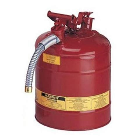 steel type  flammable liquids container   gallons fm ul