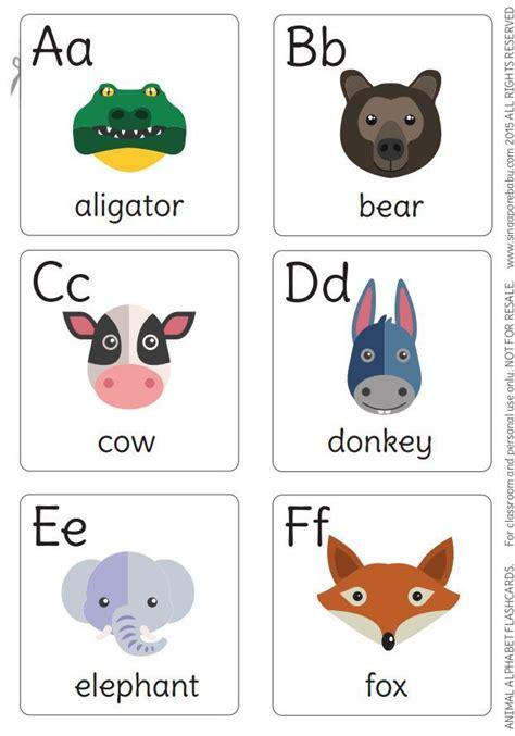 sets  printable alphabet flashcards alphabet flash