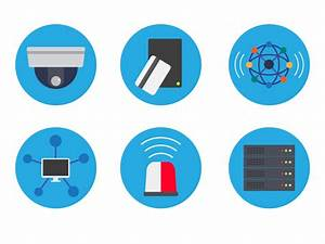 Security Website Icons By Claire Meyer On Dribbble
