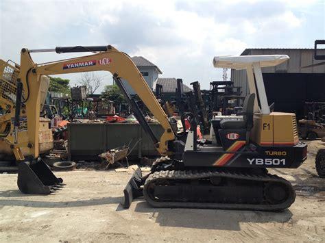 uoe equipment sdn bhd reconditioned mini excavator yanmar yb  sold