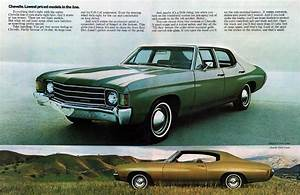 1972 Chevelle Parts And Restoration Information