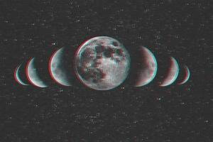 Image Gallery moon phases tumblr themes