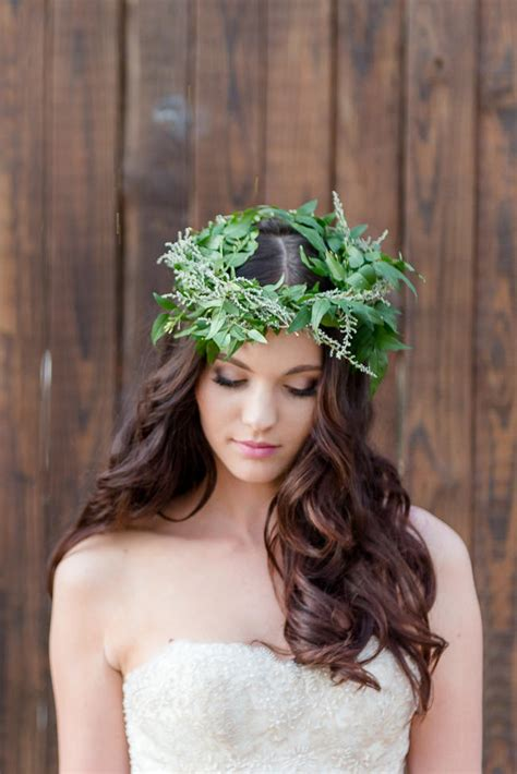 Romantic Rustic Autumn Barn Wedding Ideas Lightburst