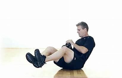 Intensity Kettlebell Workout Tabata Minute Dumbbells Hiit